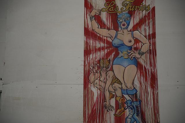 London Gallery Hop: 4 November 2011