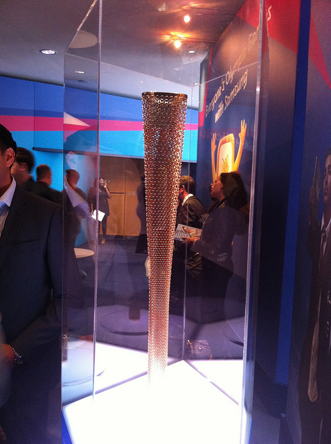 London 2012: The Capital's Olympic Torch Relay Route Annouced