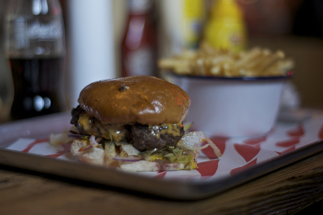 New Restaurant Review: MEATliquor