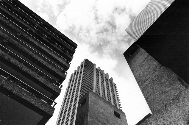 The Barbican.