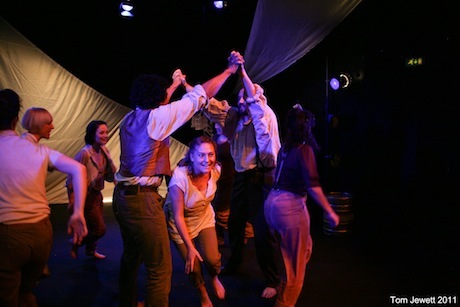 Theatre Review: TaniwhaThames @ Ovalhouse