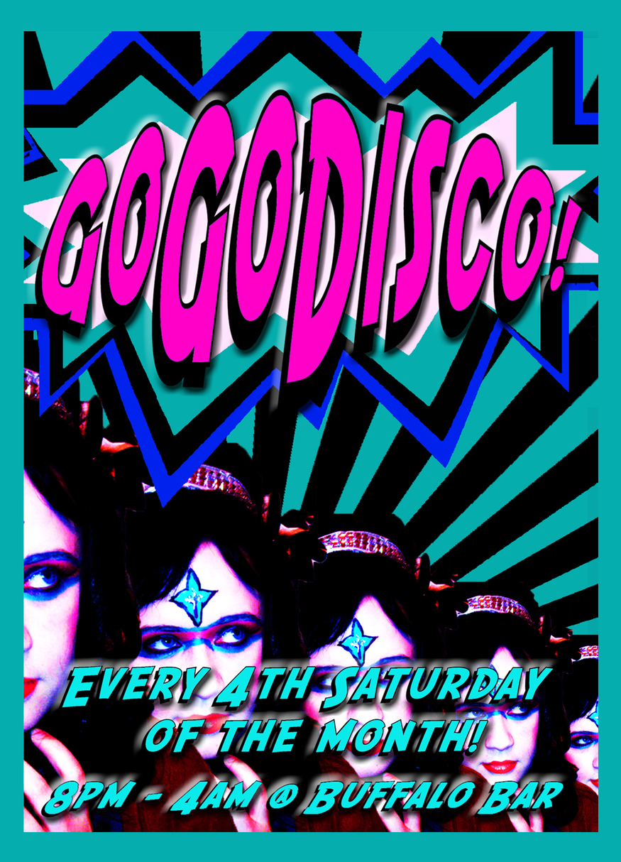 Club Watch: GoGoDisco @ Buffalo Bar