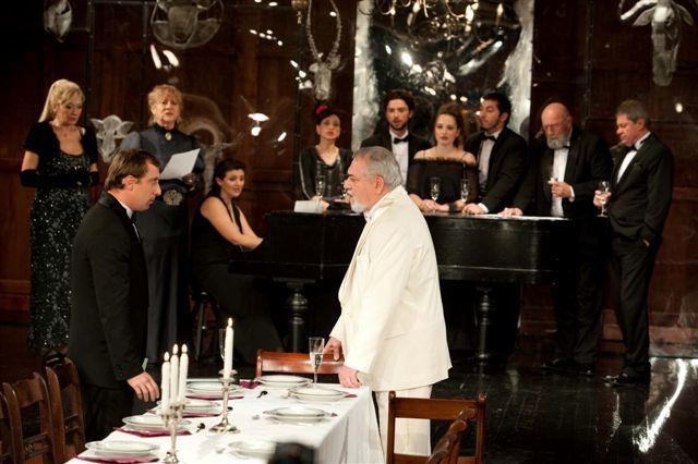 Theatre Review: Festen (The Celebration) @ The Barbican
