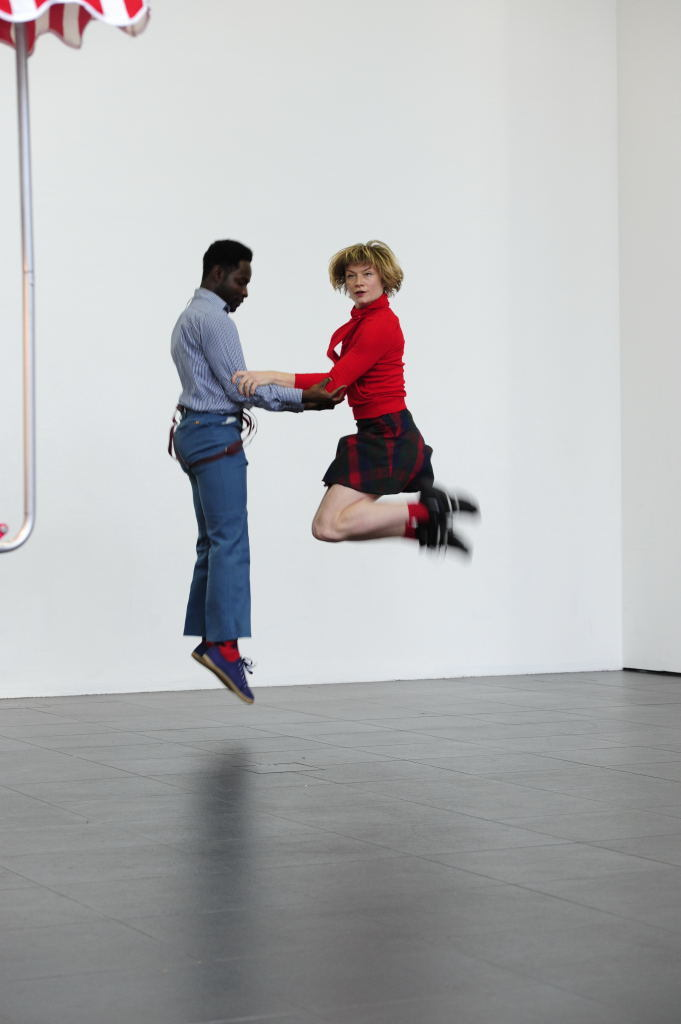 Frauke Requardt & Freddie Opoku-Addaie, 24 November