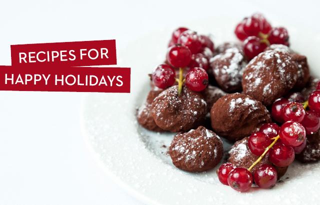 Great British Chefs' Feastive Xmas App: Turkey-free!