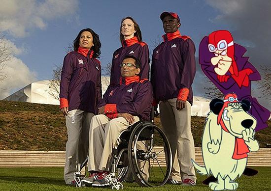 Olympics: Volunteer Uniforms Revealed