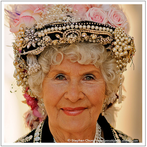 Pearly Queen by WPhoto