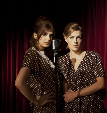 Music Preview: The Pipettes - Boo Shuffle