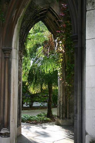St Dunstan-in-the-East.
