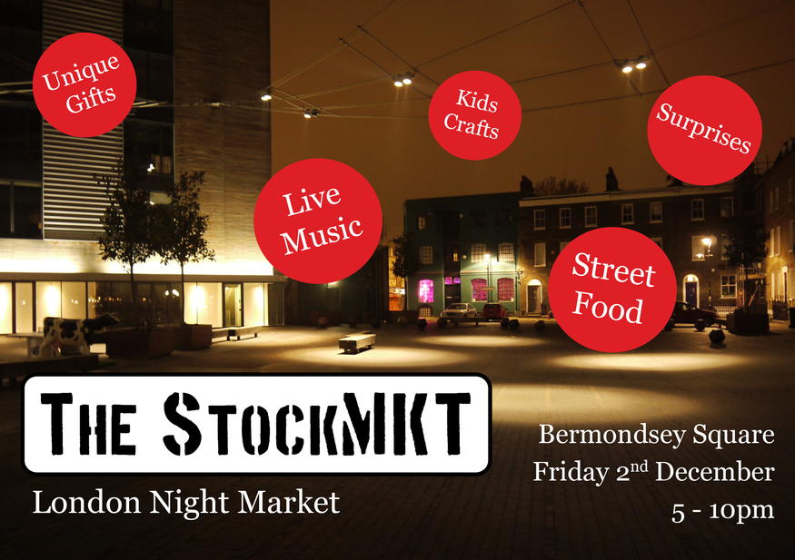 Preview: The StockMKT @ Bermondsey Square