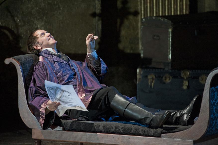 Opera Review: Tosca @ Coliseum
