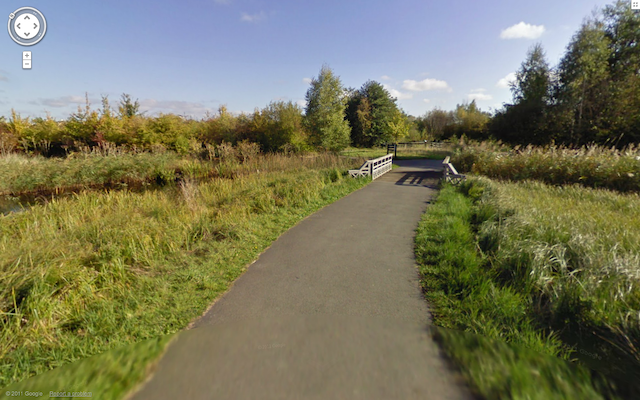 London Wetland Centre Now Available In Google Street View