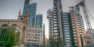 Lloyd's Building Gets Grade I Listed Status