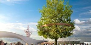 Tree Artwork For Olympic Park