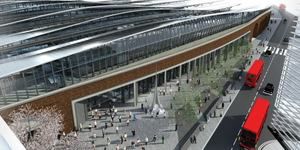 Video: The New London Bridge Station