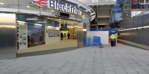 Blackfriars Station's Bankside Ticket Hall Opens