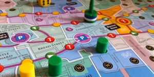 Santa's Lap: City Of London The Board Game