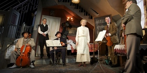 Theatre Review: The Ladykillers @ Gielgud Theatre