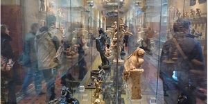 Visitor Numbers Double At Capital's Free Museums