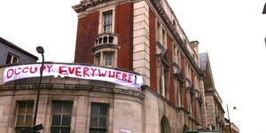 Occupy London Gain Fourth Site: Old Street Magistrate's Court