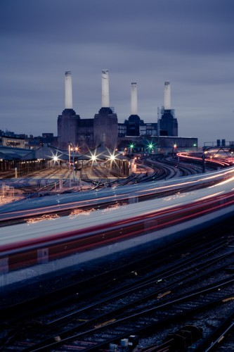 Battersea Power Station by Petrus van der Westhuizen