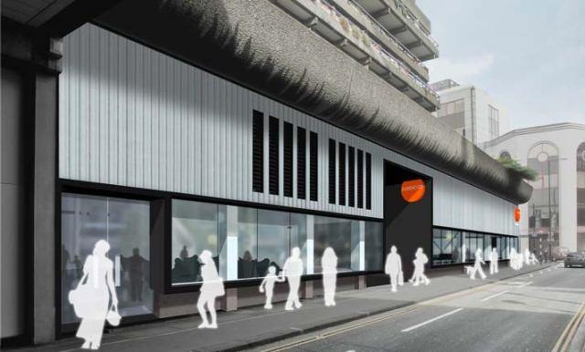 Barbican's New Cinemas Will Open September 2012