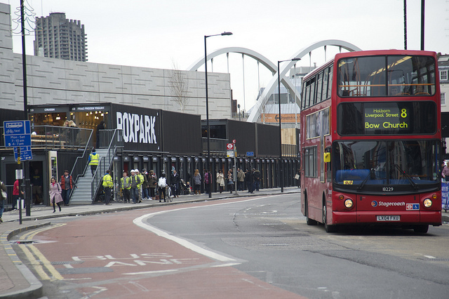 In Pictures: Pop-Up Shopping Mall Boxpark Opens In Shoreditch