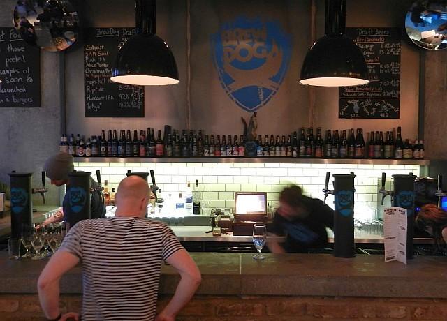 London Beer Quest: BrewDog Camden