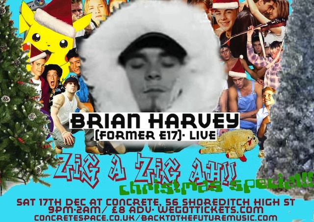 Music Preview: Brian Harvey @ Zig A Zig Ah!