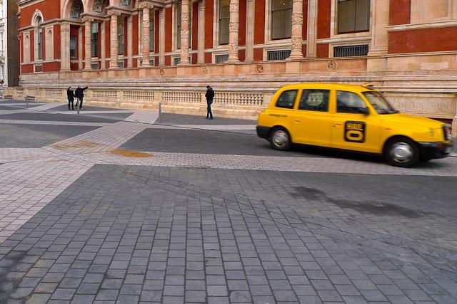 Resurfacing Of Exhibition Road Complete