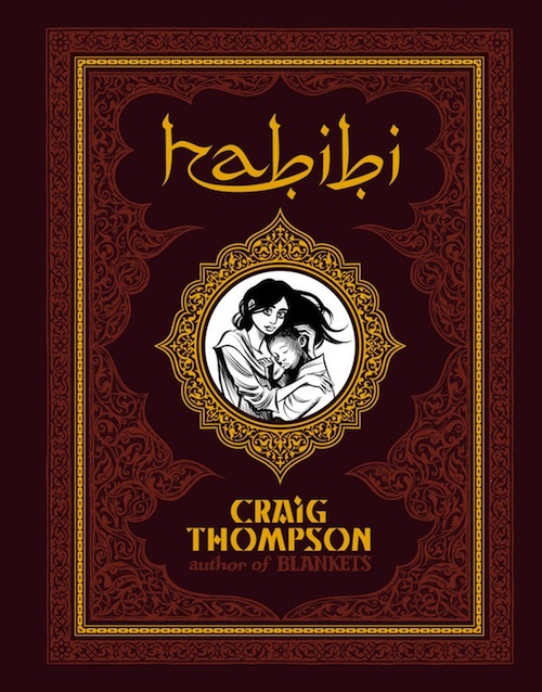 Habibi by Craig Thompson £15.99