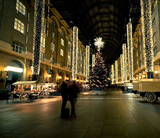 London's Best And Worst Christmas Decorations