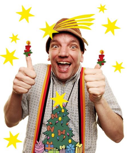 Comedy Review: Henning Wehn's Christmas Do @ Leicester Square Theatre