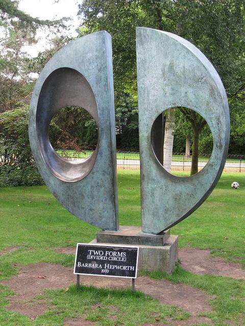 Barbara Hepworth Sculpture Stolen From Dulwich Park