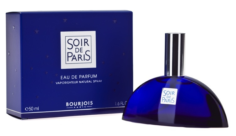 Soir de Paris was launched by the design house of Bourjois in 1929 and was both famous and popular in the 1930s and '40s. Buy now.