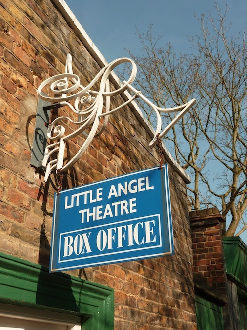 Fringe Benefits: Little Angel Theatre