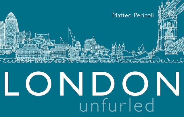 London Unfurled by Matteo Pericoli, £25