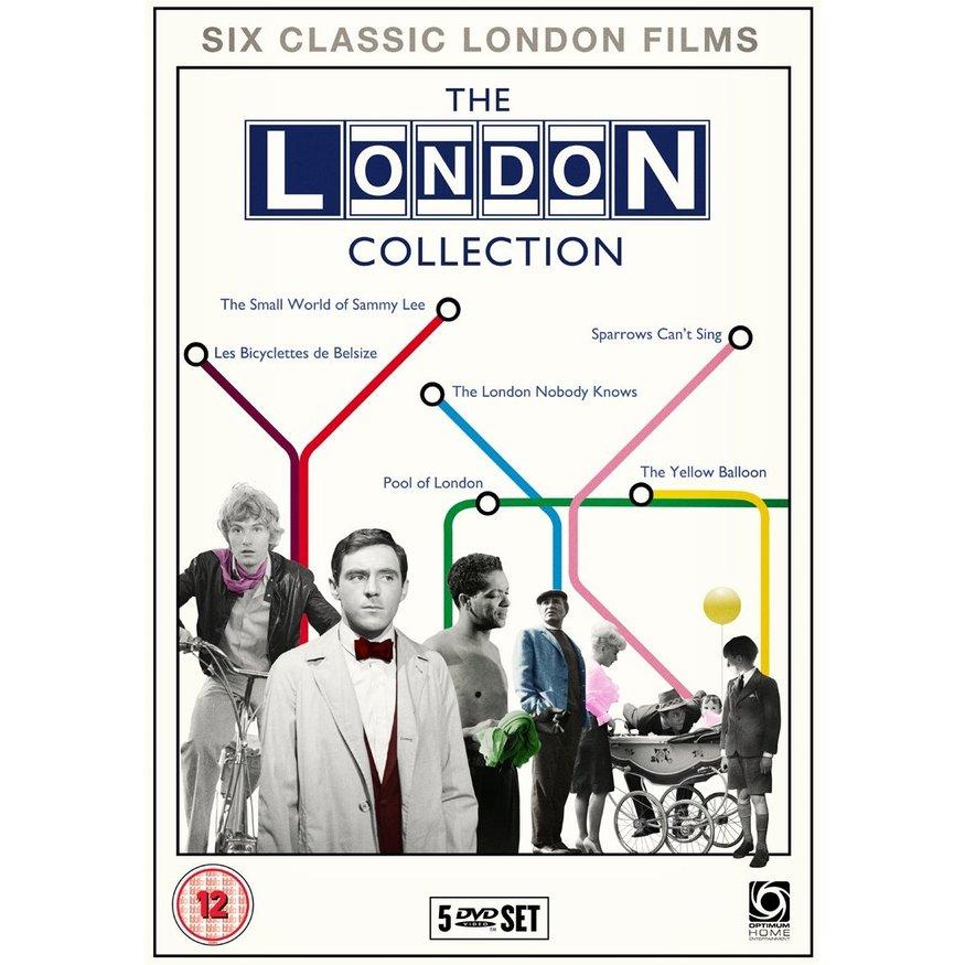 Santa's Lap: The London Collection, Six Classic London Films