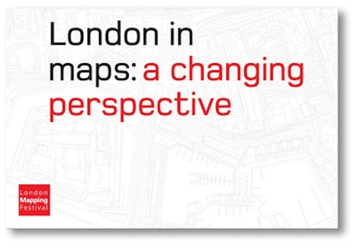 Book Review: London In Maps, A Changing Perspective