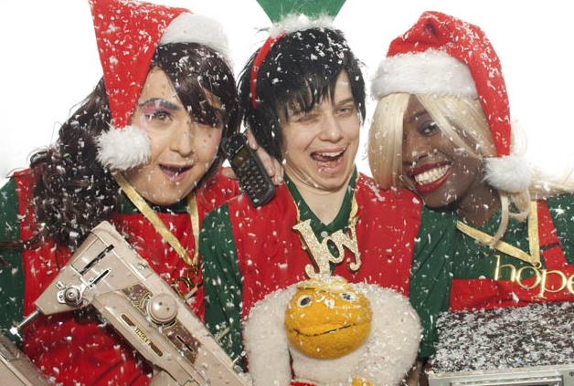 Review: Duckie's Copyright Christmas @ The Barbican