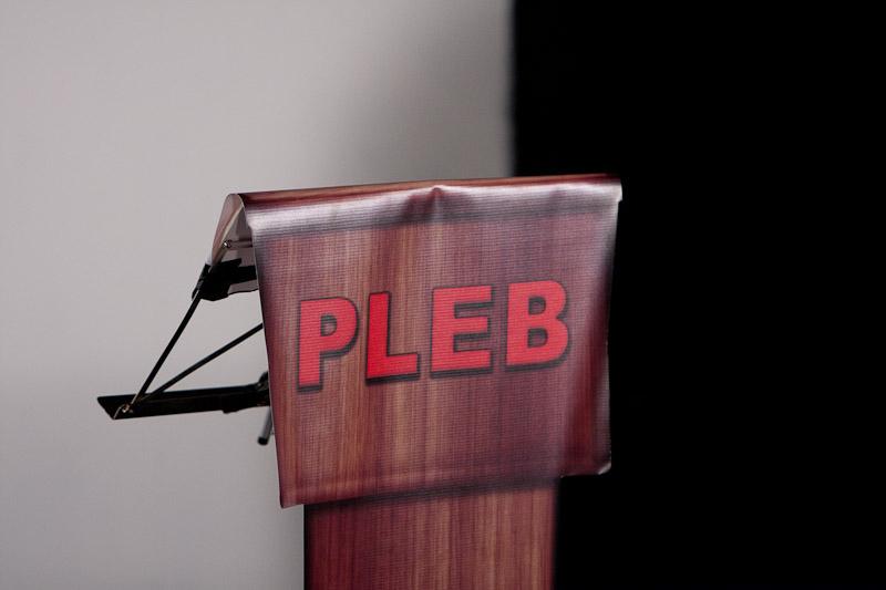 Comedy/Talks Preview: PLEB Talks