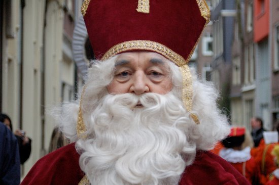 How To Celebrate Sinterklaas In London