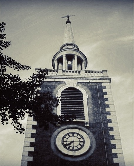 Resting Places And Starting Points: St Mary's Rotherhithe