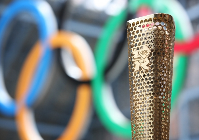 Get Paid To Follow The Olympic Torch Around