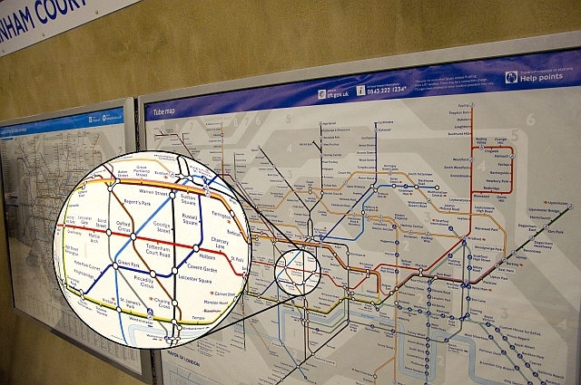 The Tube Platform That's Not There