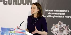 Transport Minster Theresa Villiers Hospitalised In Bike Crash