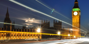 MPs To Move From Sinking Westminster?