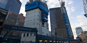 Pinnacle Skyscraper Delayed Again