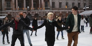 Skate For Free At Somerset House