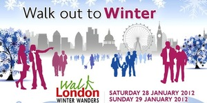 Walk London: Winter Wanders Weekend